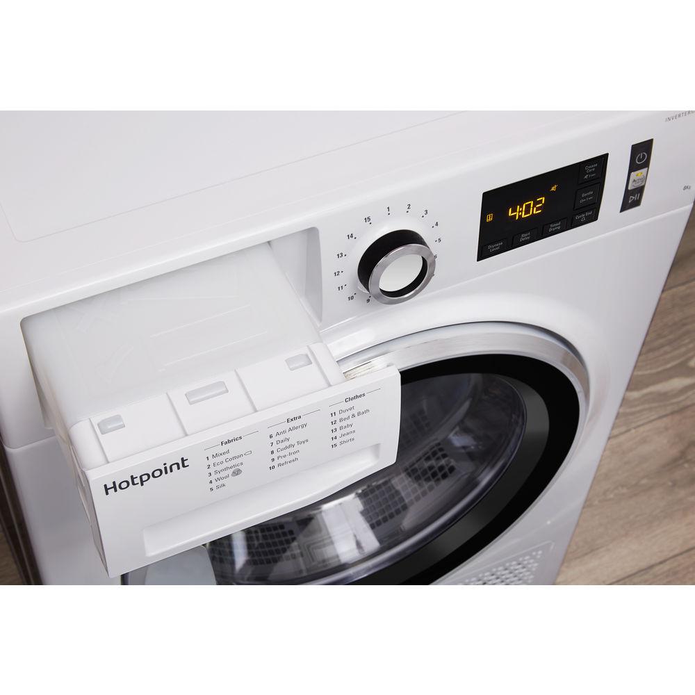 Hotpoint ActiveCare NT M11 82XB Tumble Dryer - White