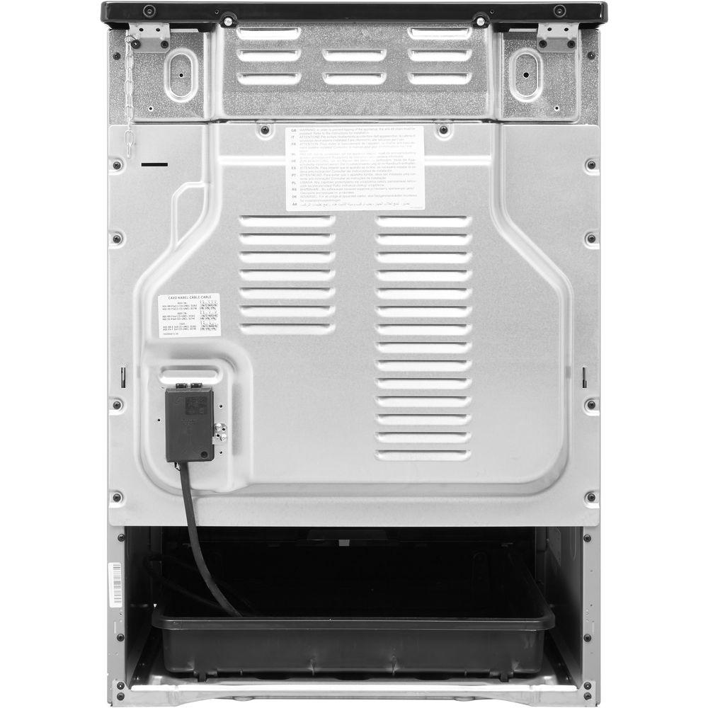 Kuchenka Wolnostojąca Elektryczna Hotpoint 60 Cm H6gmh6af