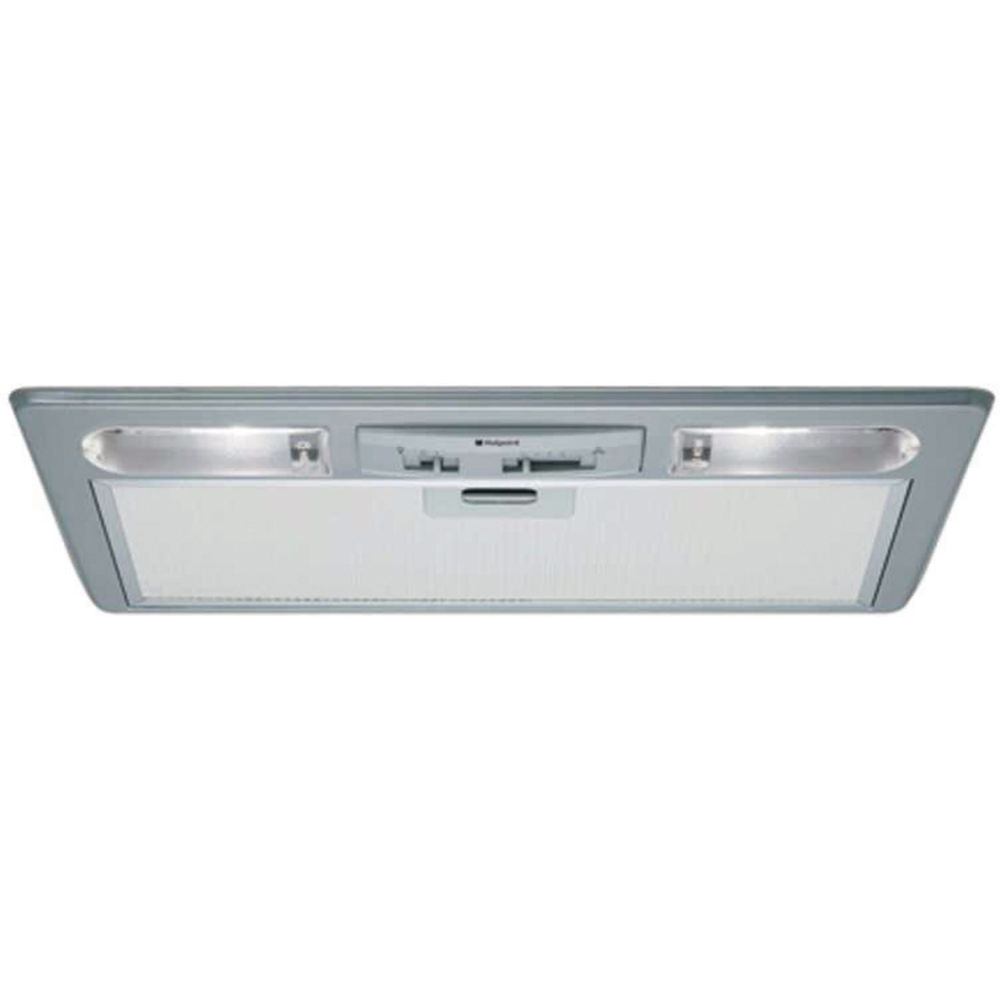 Hotpoint First Edition HTU32X Hood - Stainless Steel