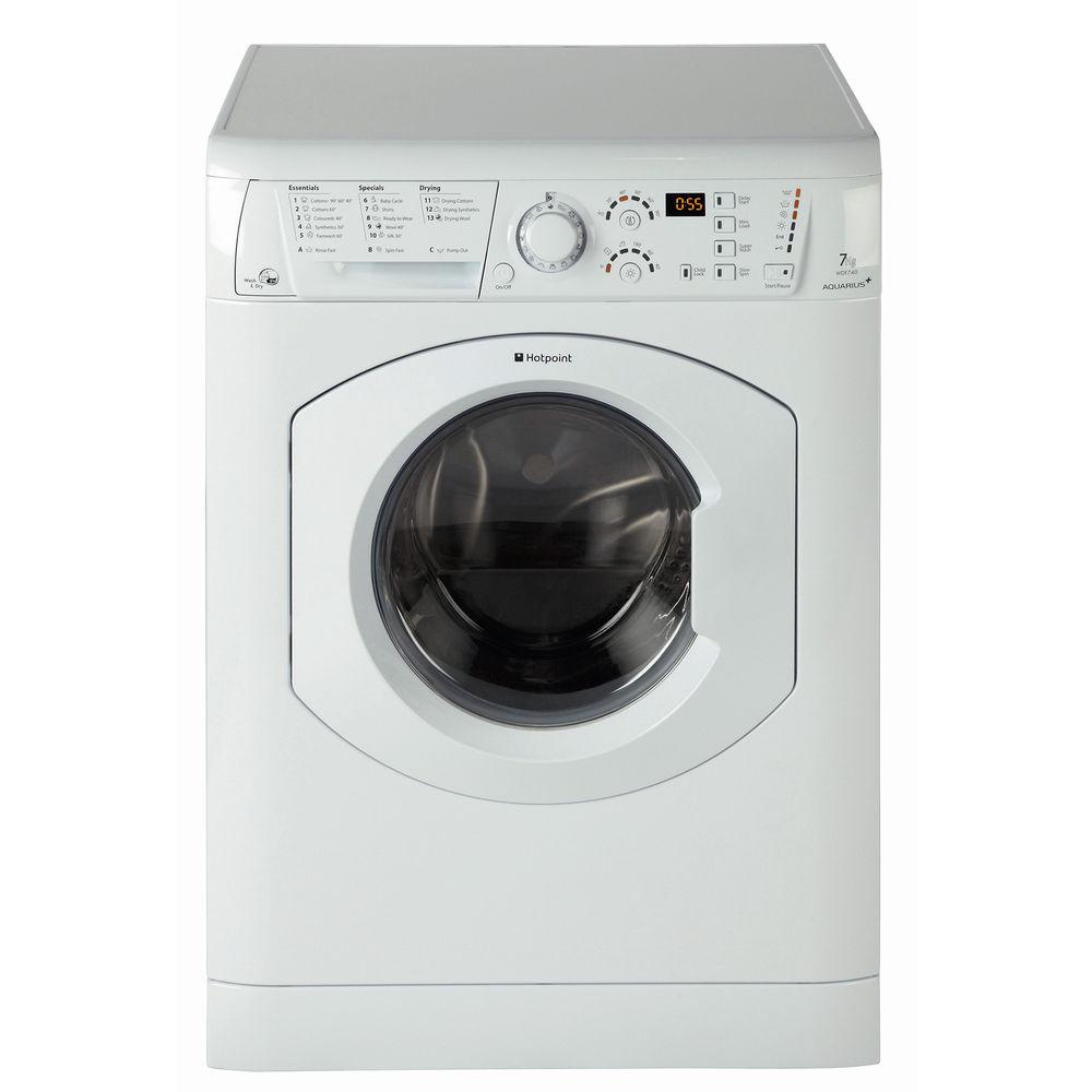 Hotpoint Freestanding Washer Dryer 7kg Wdf 740 P Uk Hotpoint