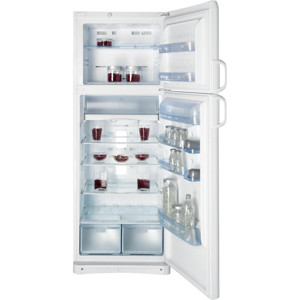 Frigorifero doppia porta a libera installazione Indesit: No Frost ...