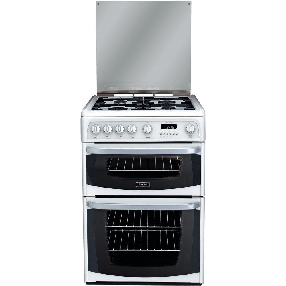 hotpoint gas freestanding double cooker 60cm ch60gciw hotpoint rh hotpoint co uk