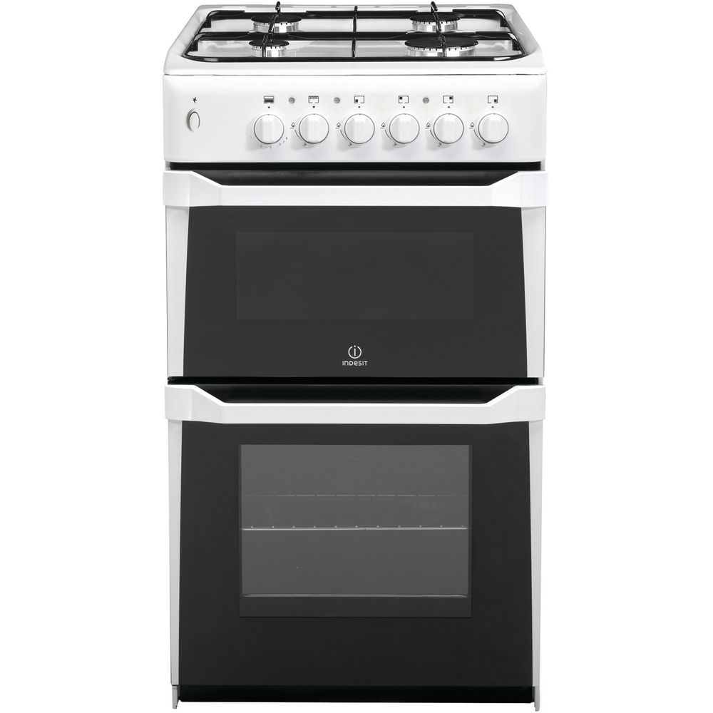 Indesit IT50G(W) Cooker in White