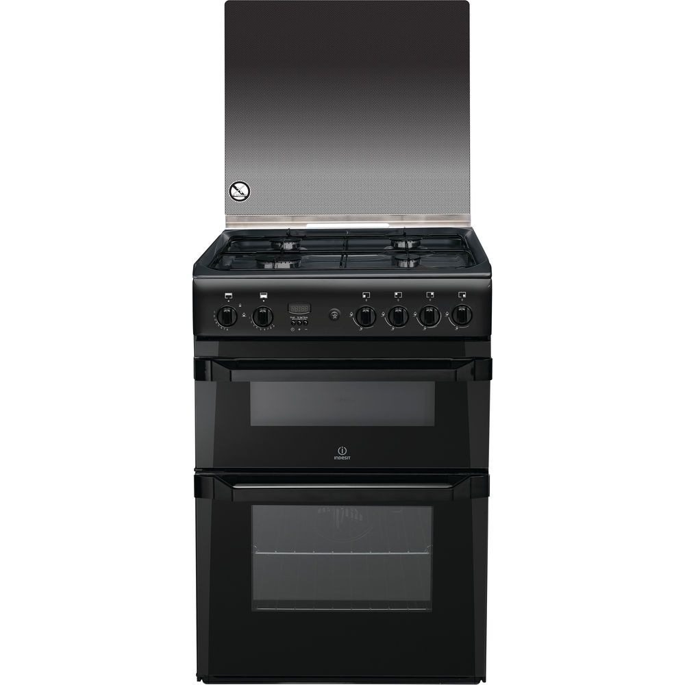 Indesit ID60G2(A) Cooker in Anthracite