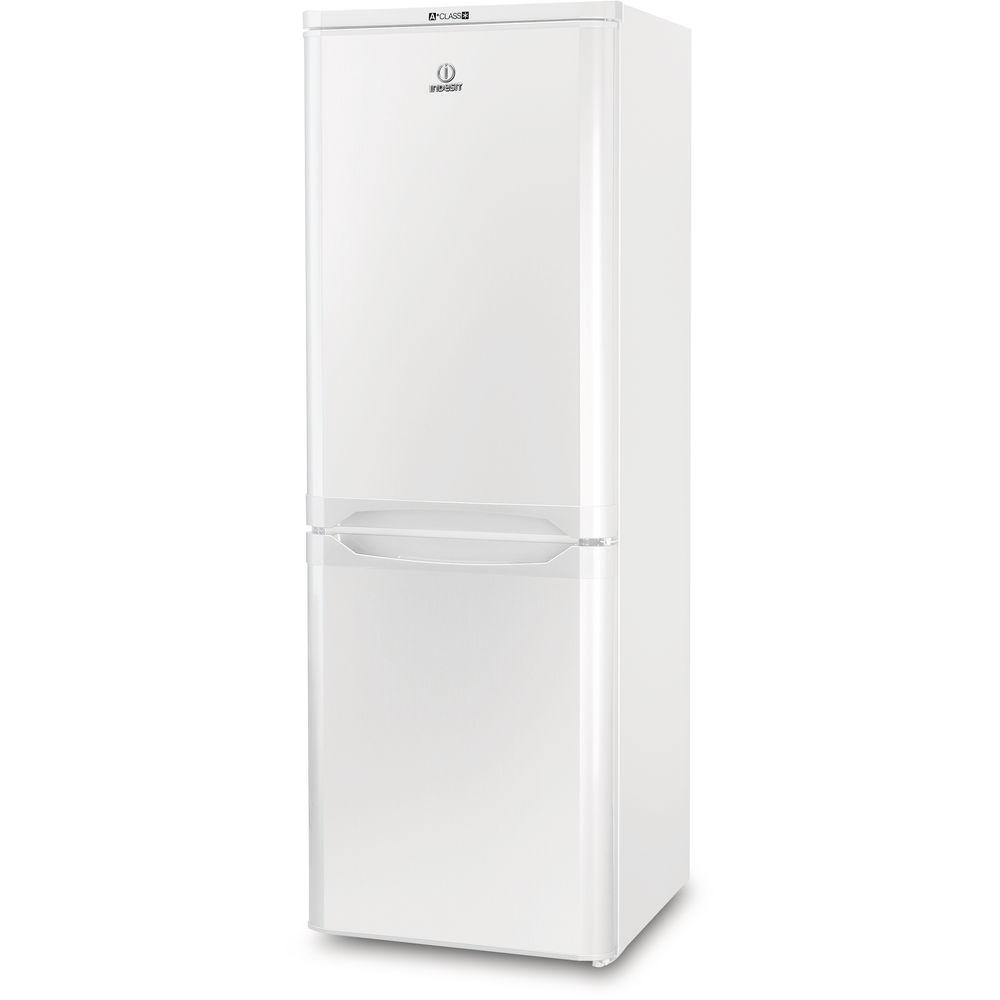 frigorifero combinato a libera installazione indesit ncaa 55. Black Bedroom Furniture Sets. Home Design Ideas