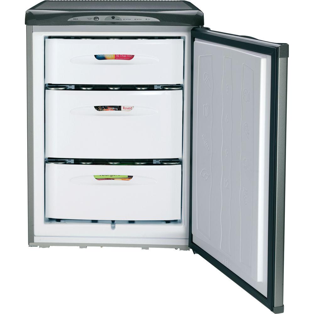 Hotpoint freestanding upright freezer