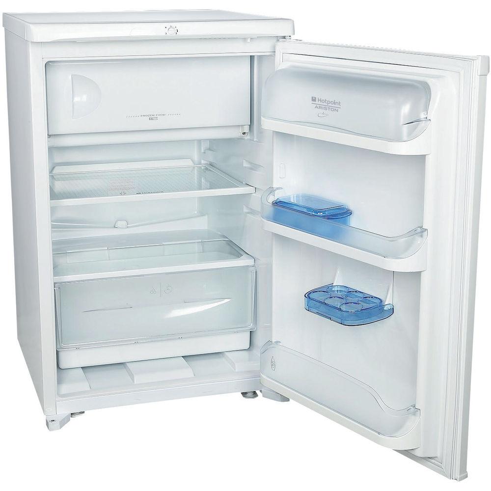 Hotpoint solo buzdolabı: beyaz renktir.