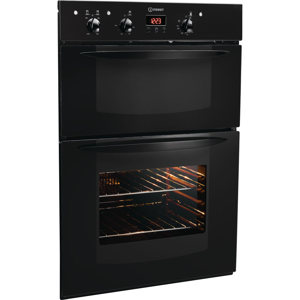 Built in double oven: electric