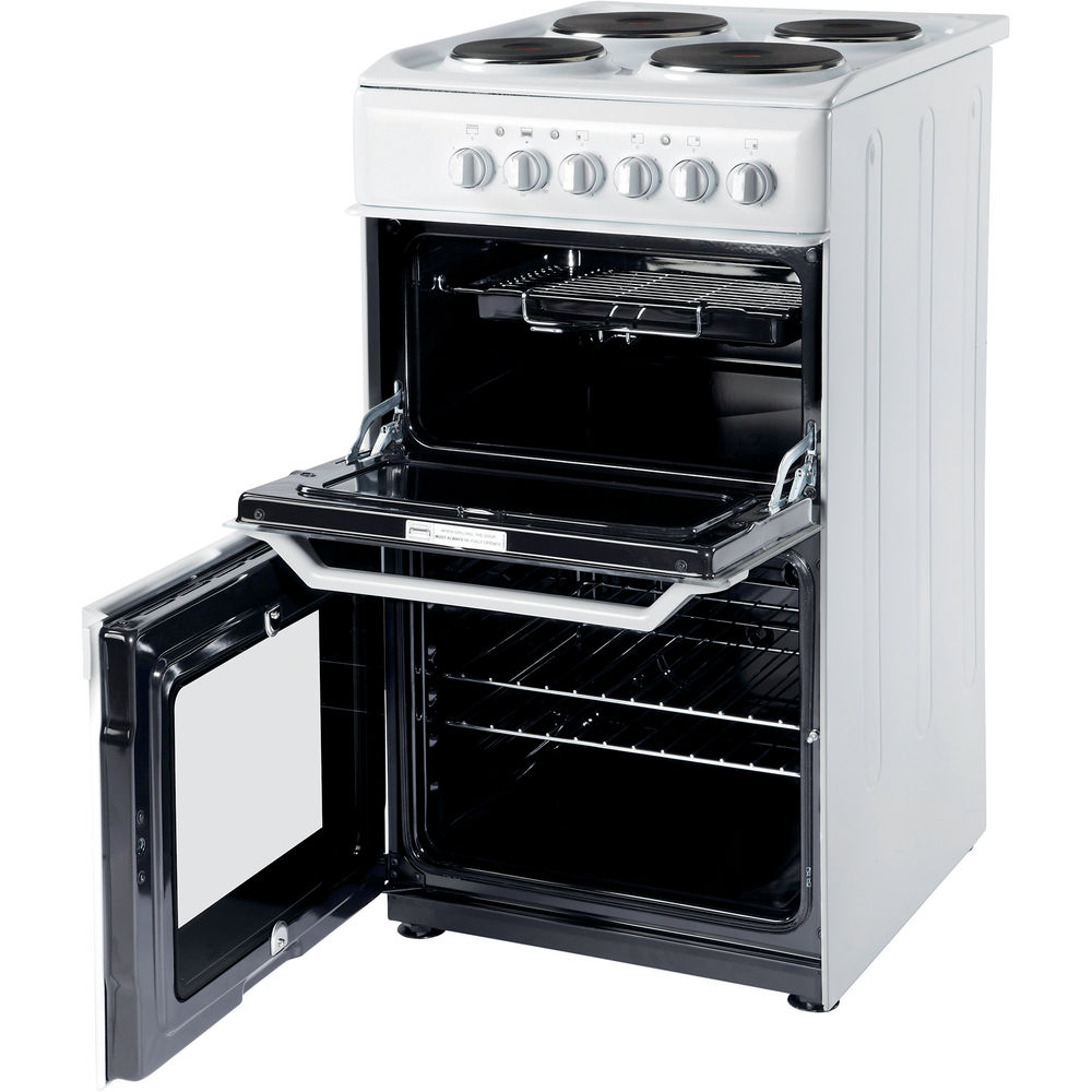 Indesit IT50E(W) S Cooker in White