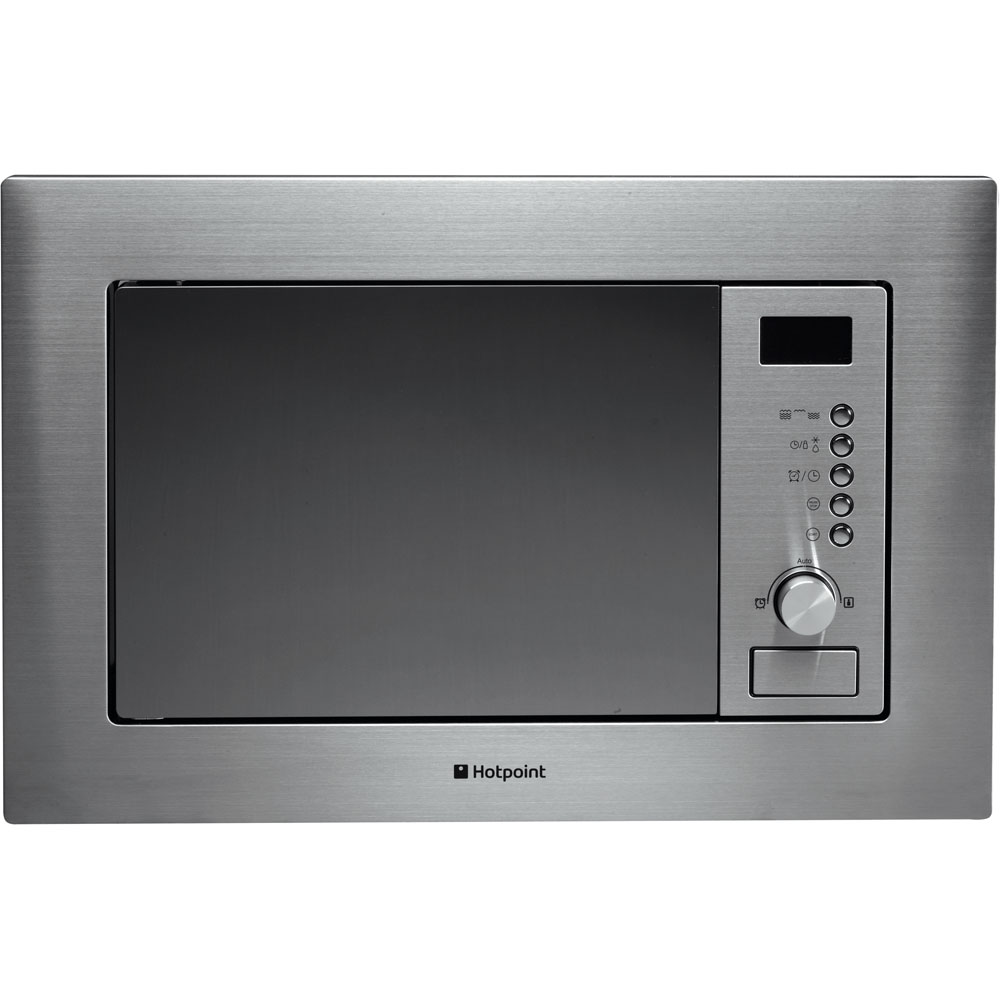 Hotpoint Newstyle Mwh 122 1 X Built In Microwave Stainless Steel