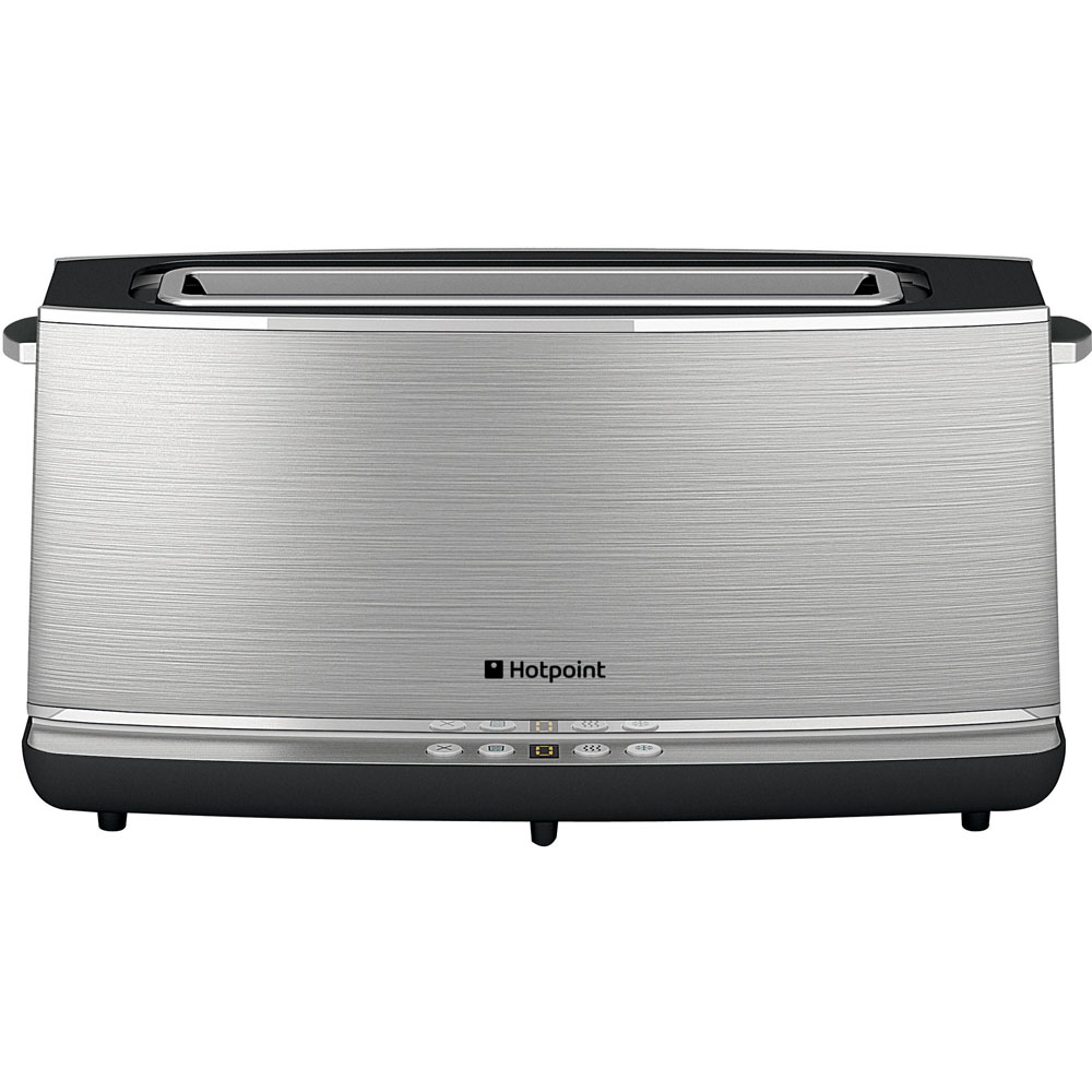 Hotpoint HD Line TT 12E AX0 Toaster - Stainless Steel