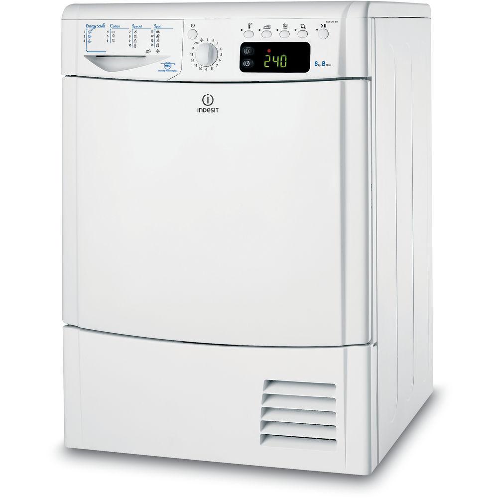 Resultado de imagen de secadora de condensación indesit idce-g45 b h (eu)