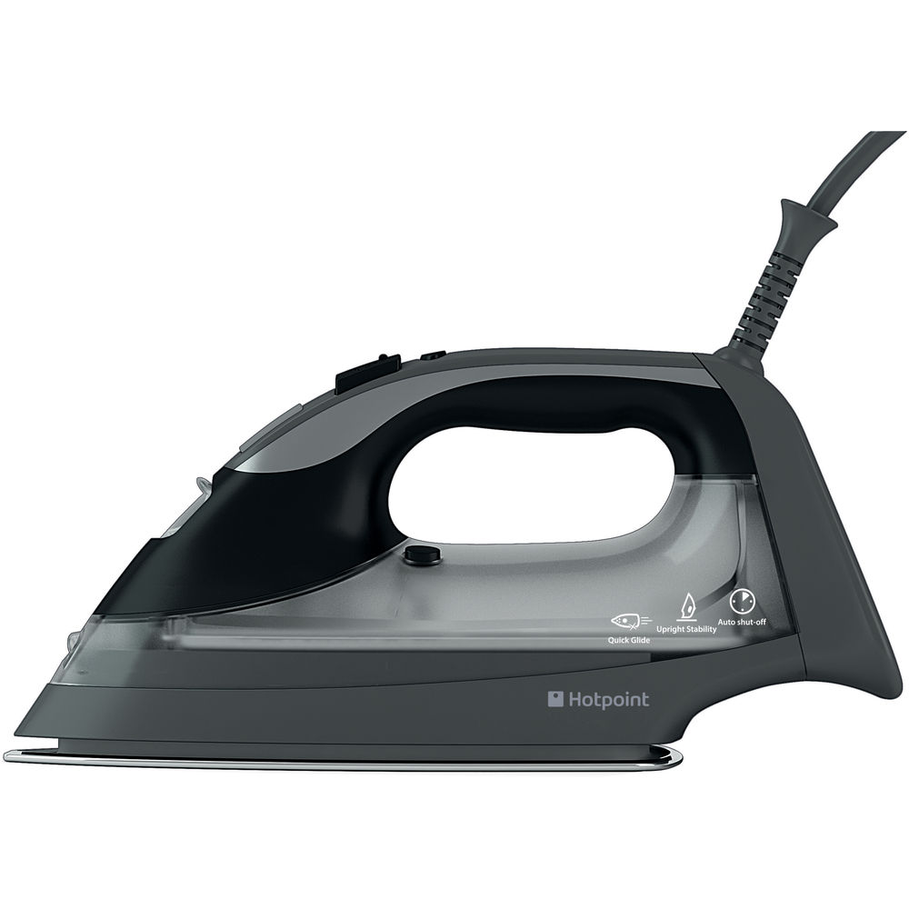 Hotpoint HD Line SI E40 BA0 Iron - Grey/Black