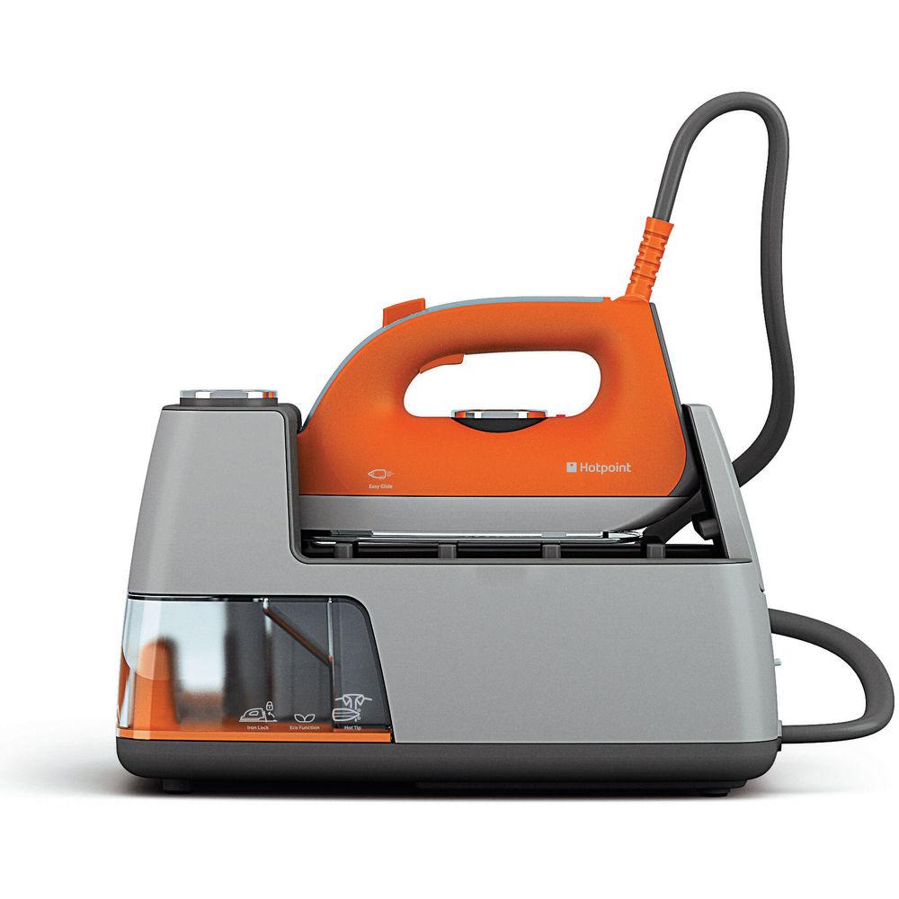 Hotpoint HD Line SG C10 AA0 Iron - Orange