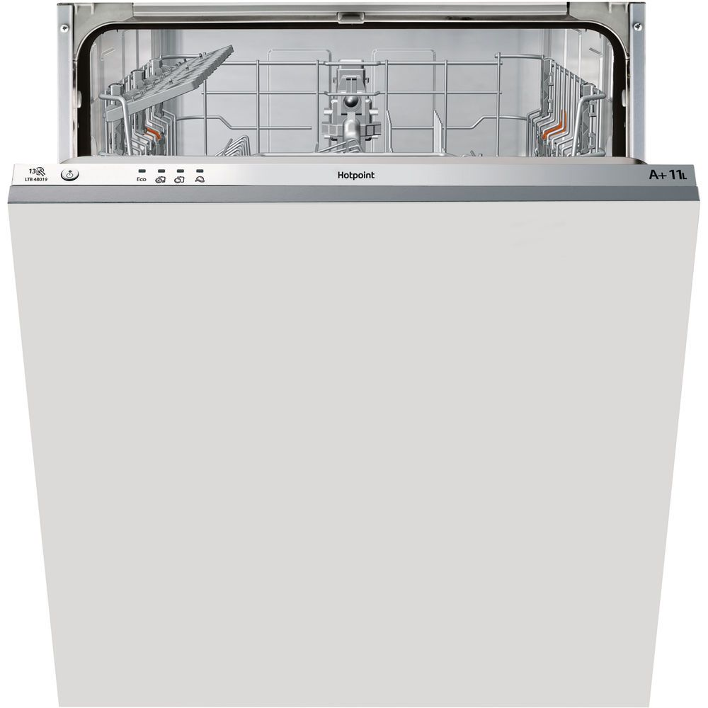 Hotpoint Aquarius LTB 4B019 Integrated Dishwasher