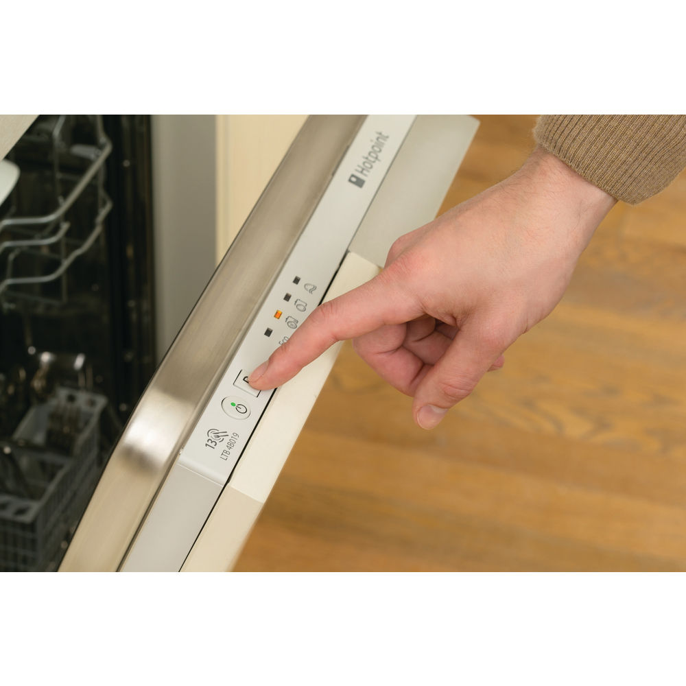 Hotpoint Integrated Dishwasher Full Size Ltb 4b019 Uk Hotpoint