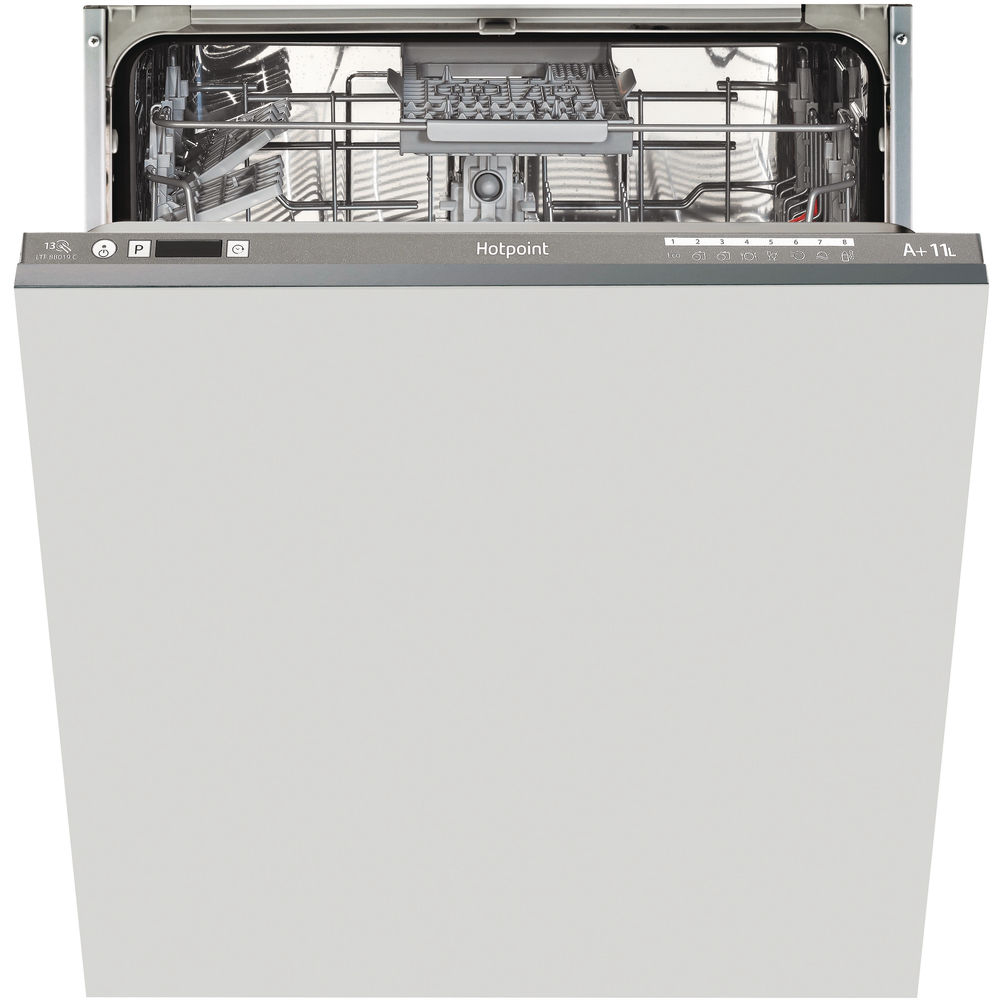 Hotpoint Aquarius LTF 8B019 Integrated Dishwasher
