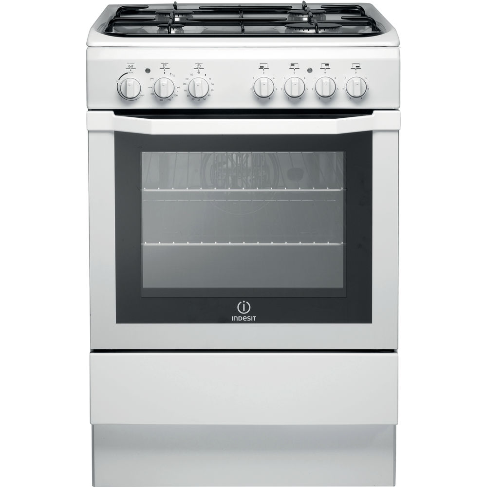 Indesit I6GG1(W) Cooker in White