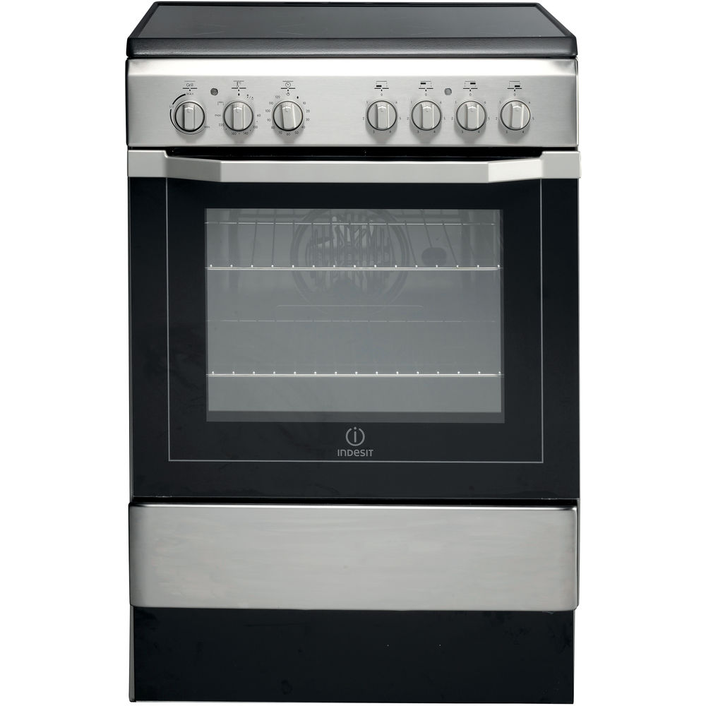 Indesit I6VV2A(X)/ Cooker in Stainless Steel