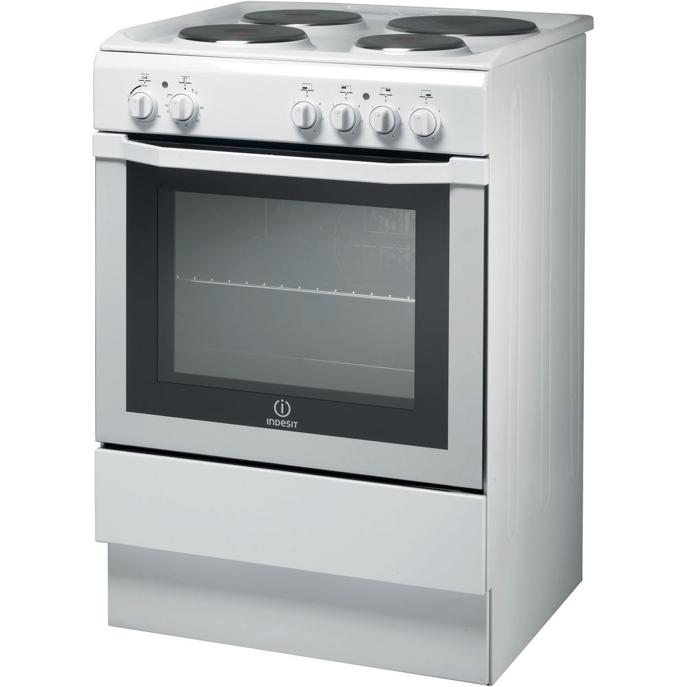 Indesit I6EVA(W) Cooker in White