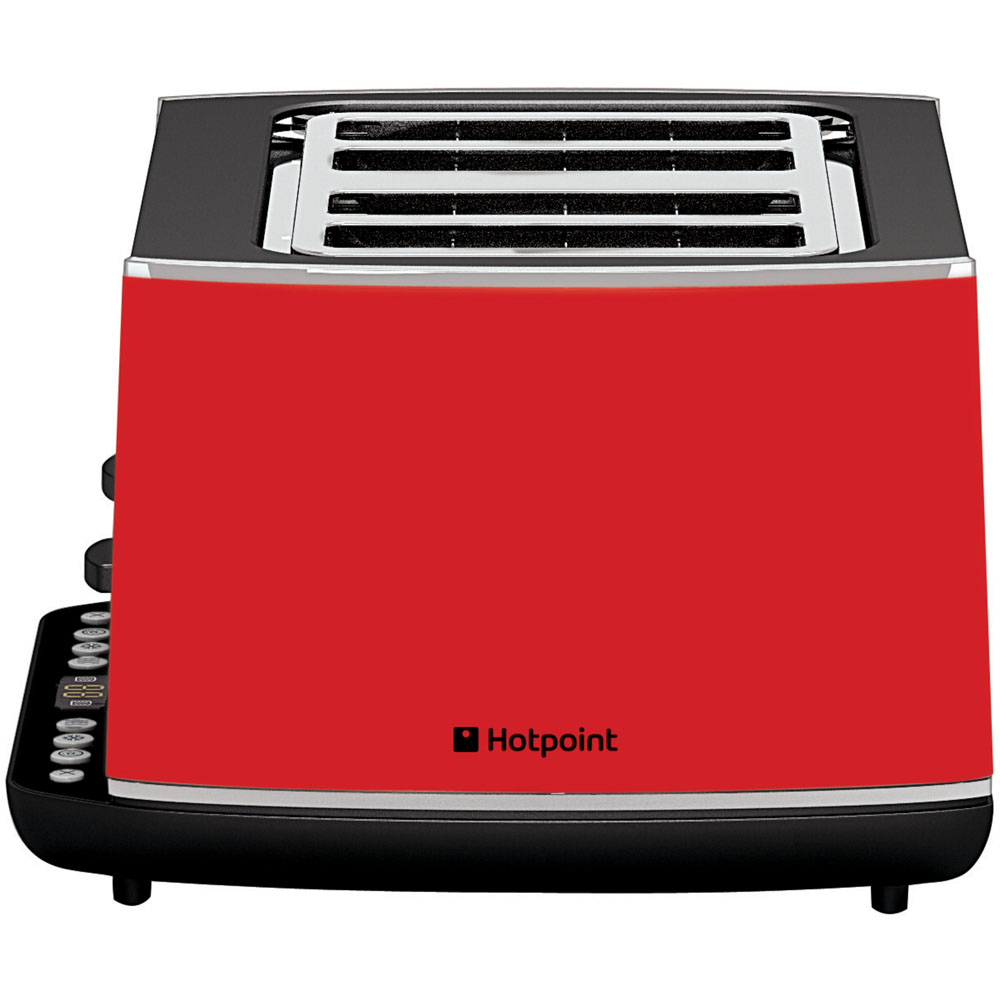 Hotpoint HD Line TT 44E AR0 Toaster - Red