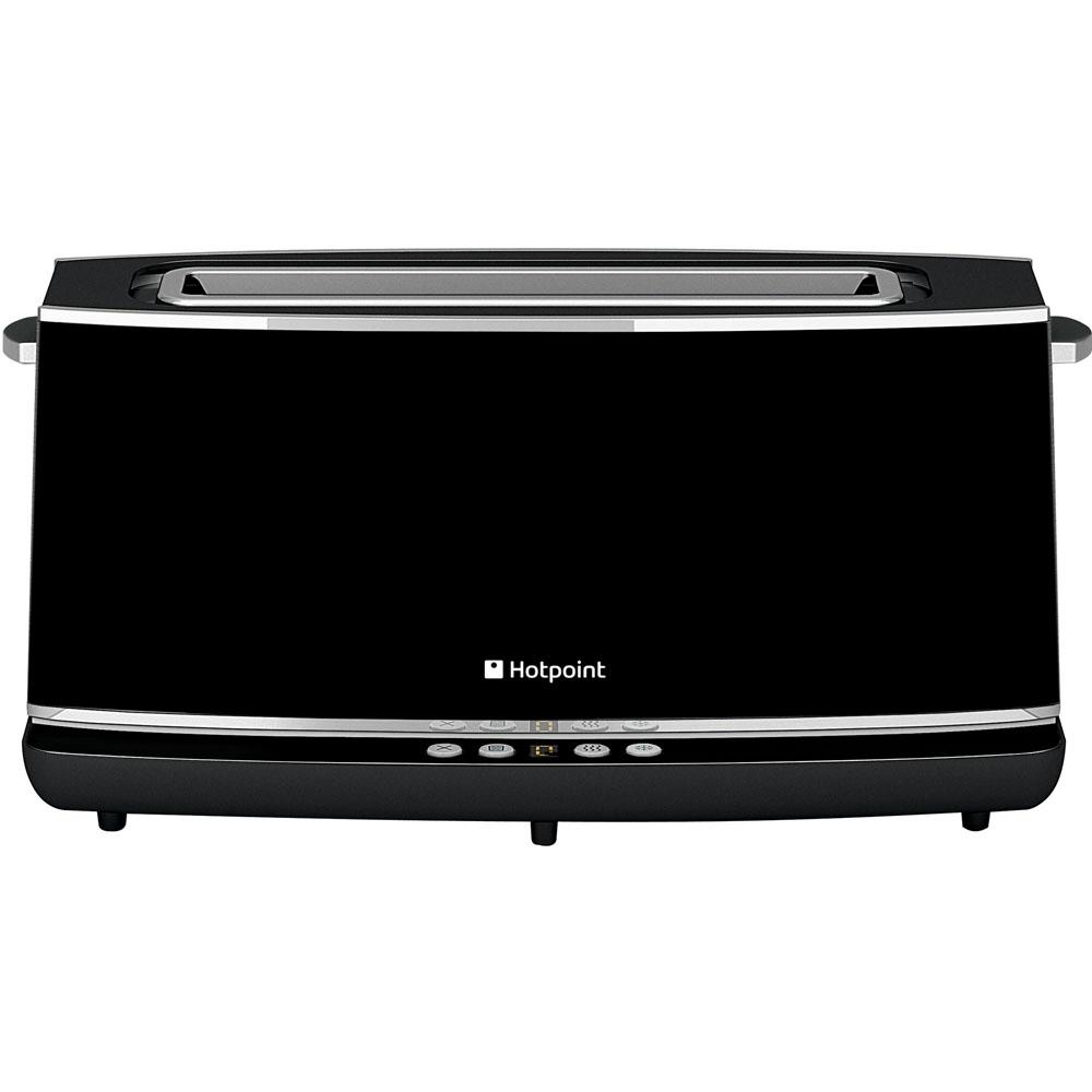 Hotpoint HD Line TT 12E AB0 Toaster - Black