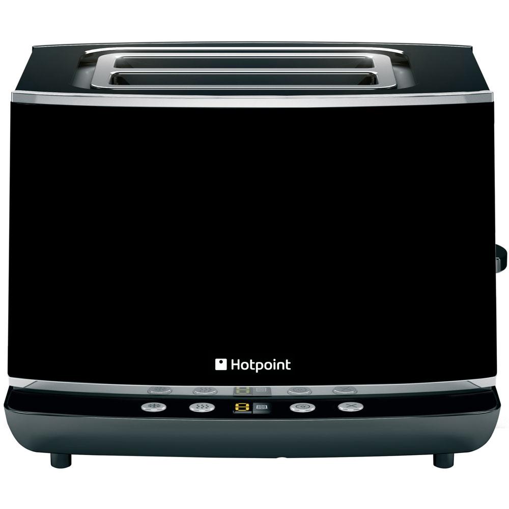 Hotpoint HD Line TT 22E AB0 Toaster - Black