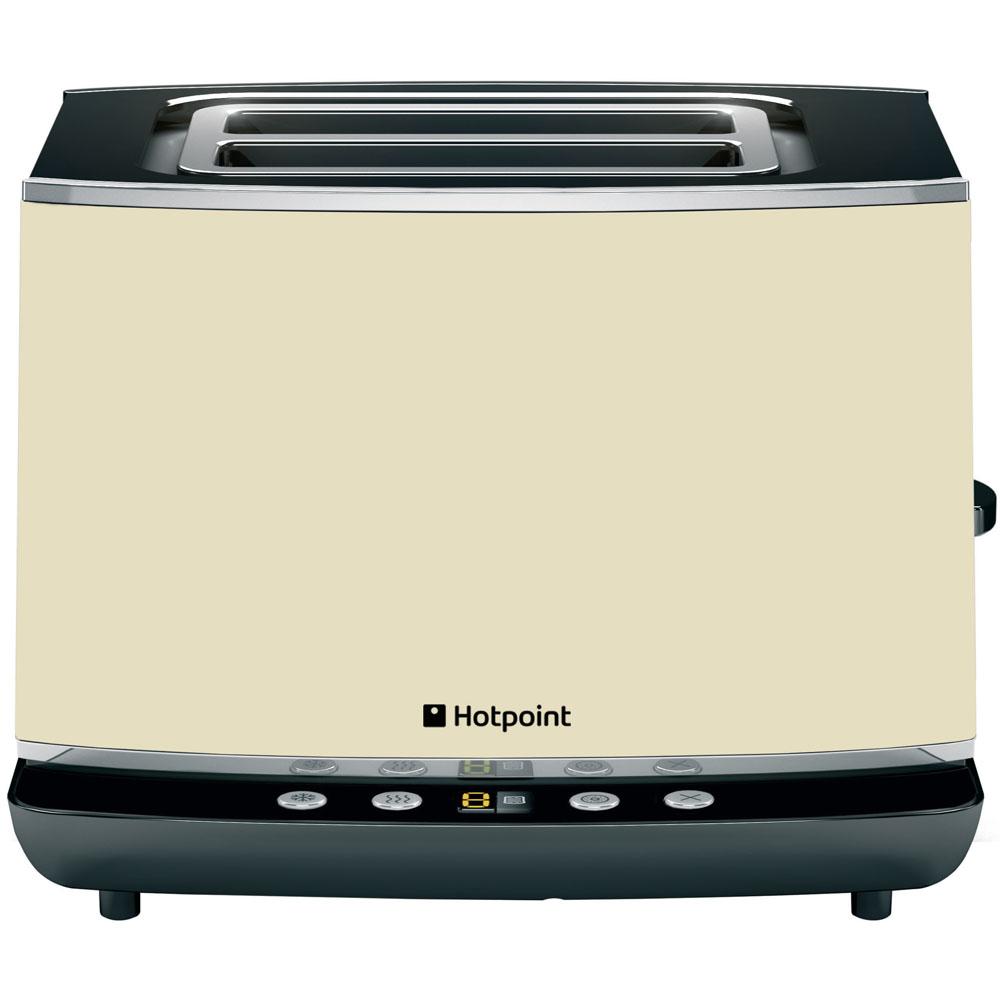 Hotpoint HD Line TT 22E AC0 Toaster - Cream