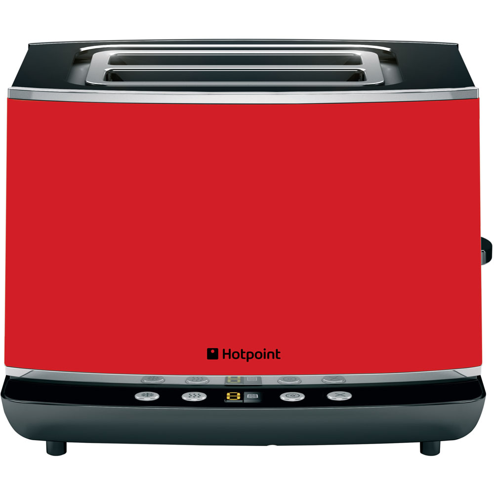 Hotpoint HD Line TT 22E AR0 Toaster - Red
