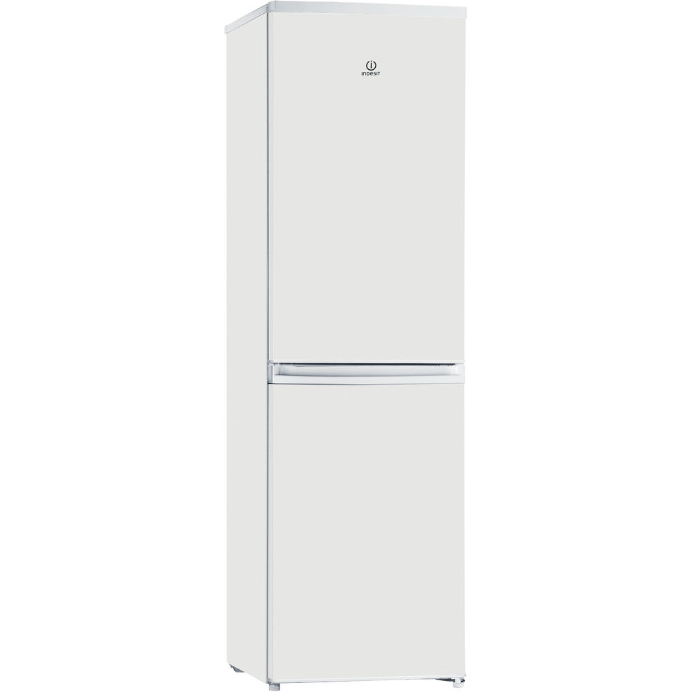 Indesit DAA 55 NF .1 Fridge Freezer in White