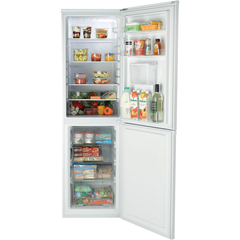 Indesit CTAA 55 NF WD Fridge Freezer in White