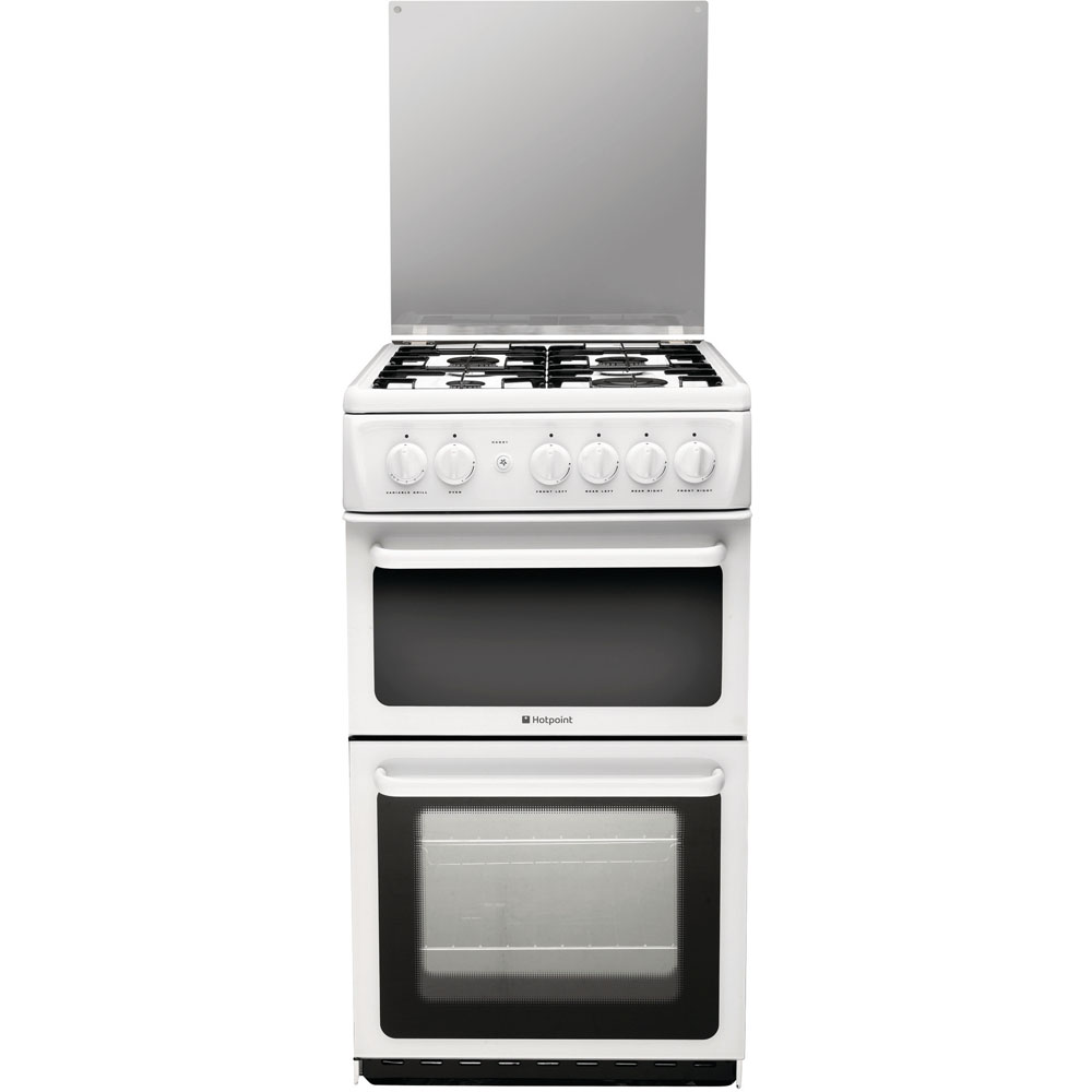 Hotpoint Newstyle HAGL51P Cooker - White
