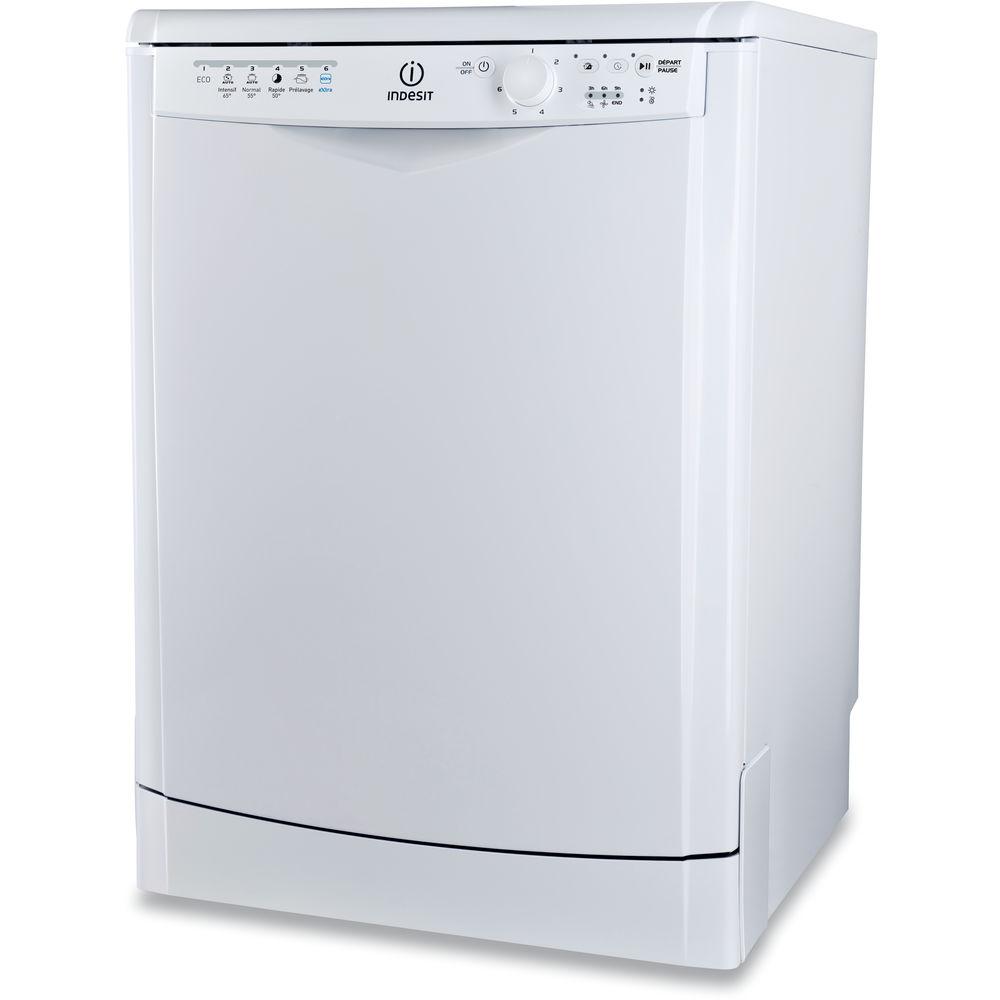 lave vaisselle indesit standard 60cm couleur blanche dfg 26b16 fr. Black Bedroom Furniture Sets. Home Design Ideas