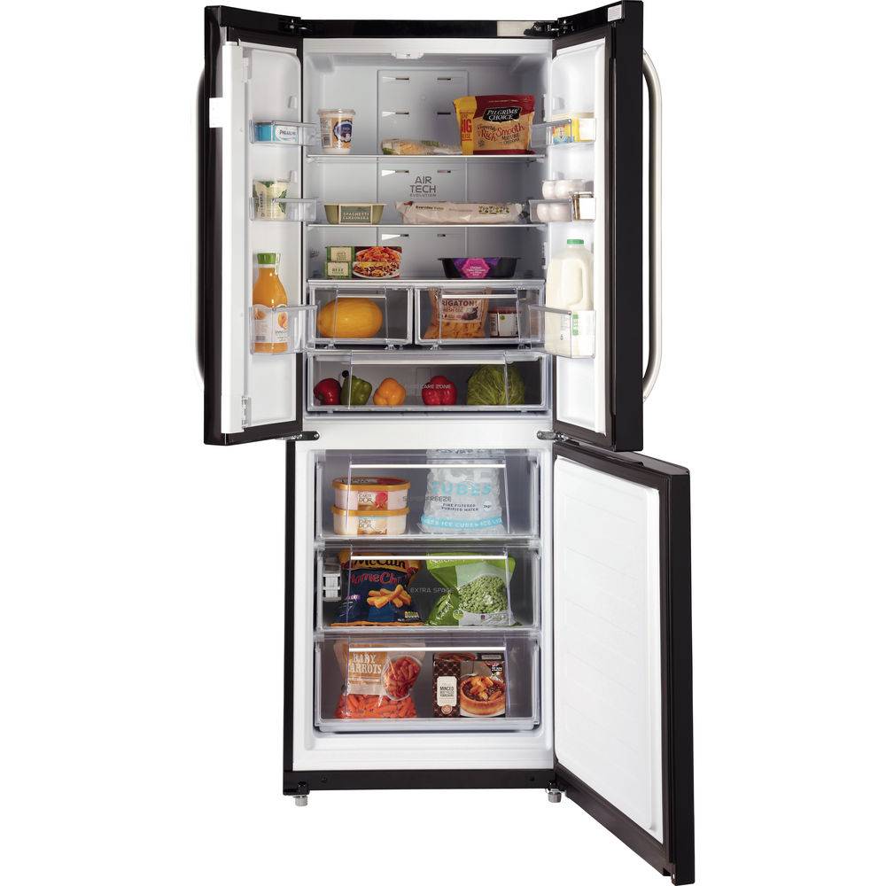 Hotpoint Day 1 FFU3DG K Fridge Freezer - Black