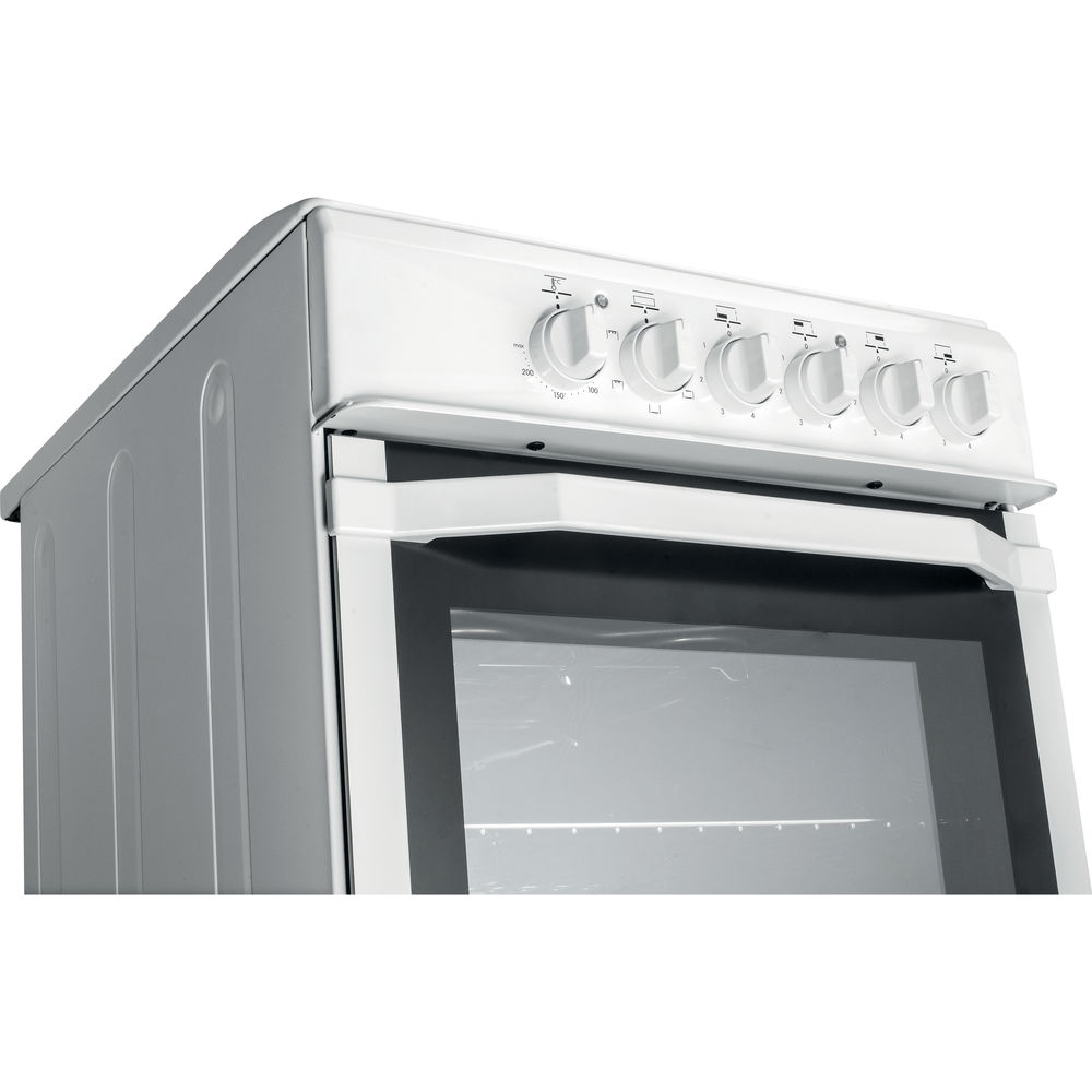 Electric freestanding cooker: 50cm