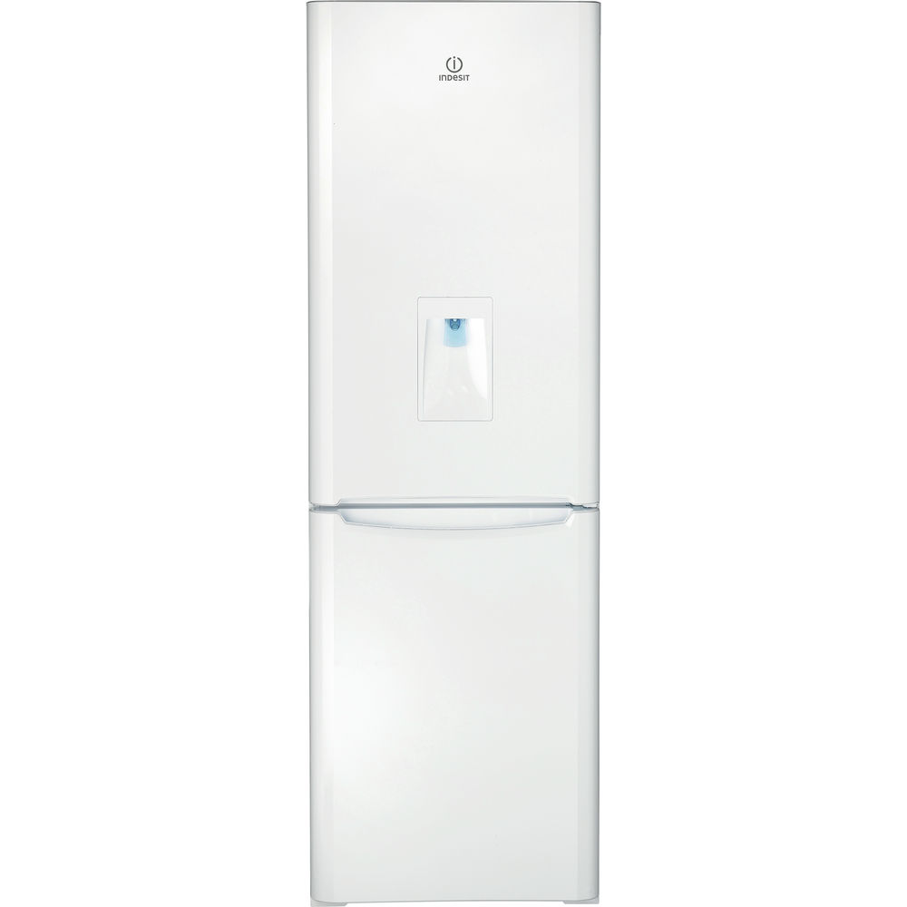 Indesit Frost Free Fridge Freezer in White