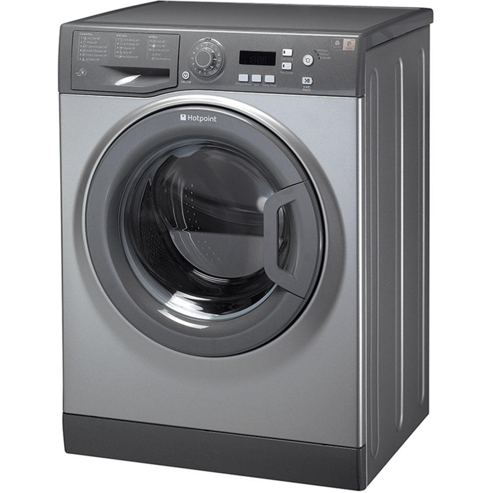 Hotpoint Aquarius WMAQF 721G Washing Machine - Graphite