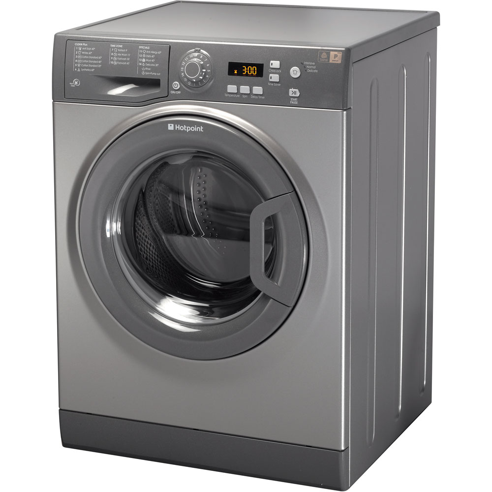 Hotpoint Extra WMXTF 742G Washing Machine - Graphite