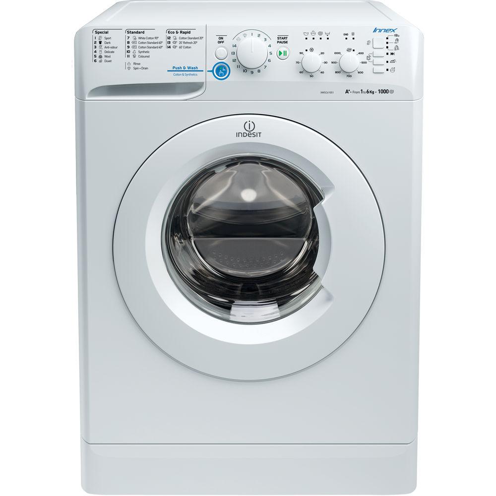 Freestanding Front Loading Washing Machine 6kg Xwsc