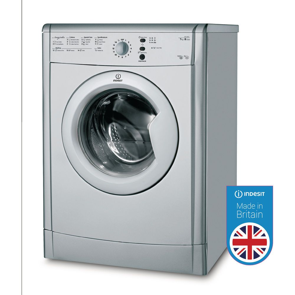 indesit washing machine 7kg. Black Bedroom Furniture Sets. Home Design Ideas