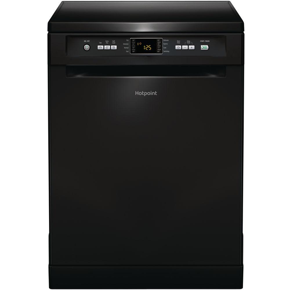Hotpoint Extra FDFEX 11011 K Dishwasher - Black