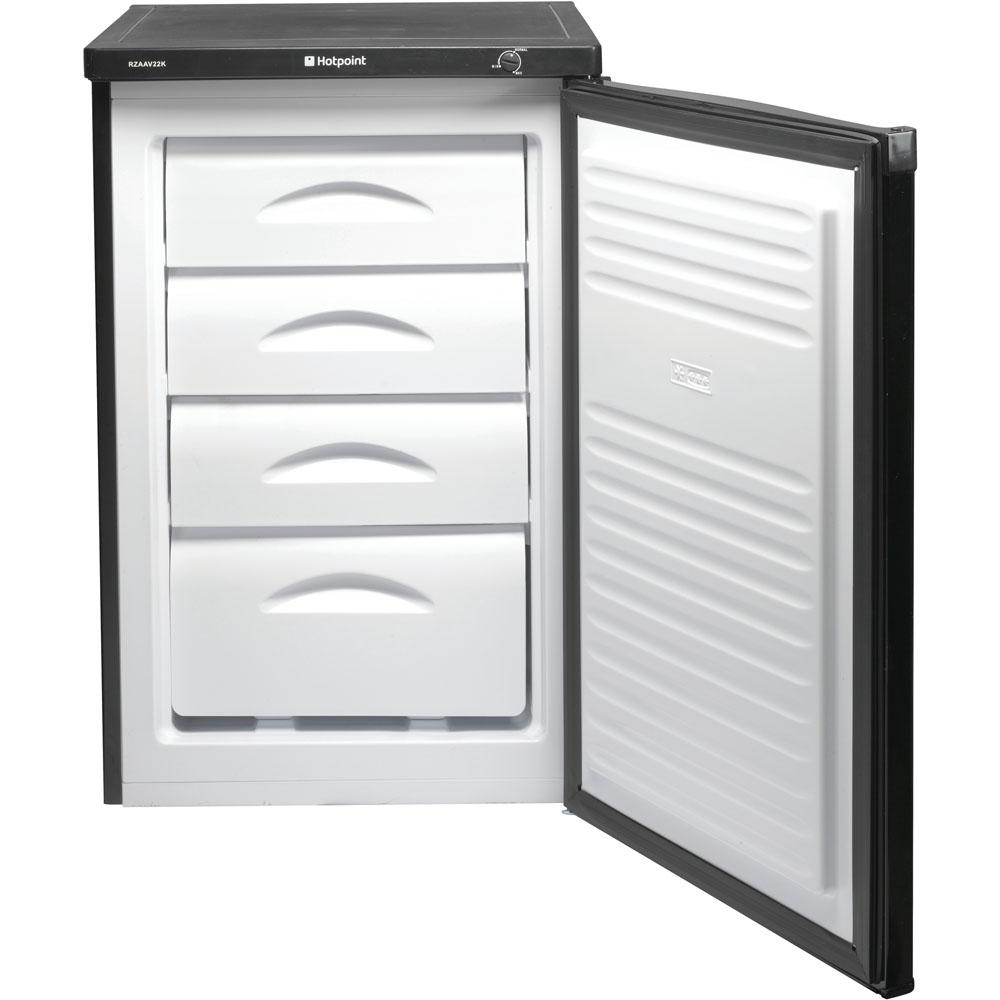 Hotpoint A+ RZAAV22K.1 Freezer - Black
