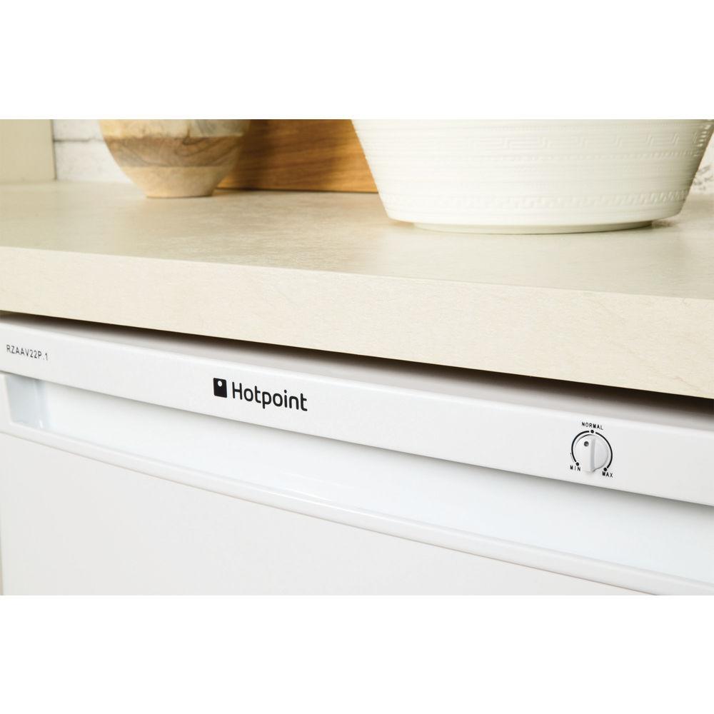 Hotpoint A+ RZAAV22P.1 Freezer - White