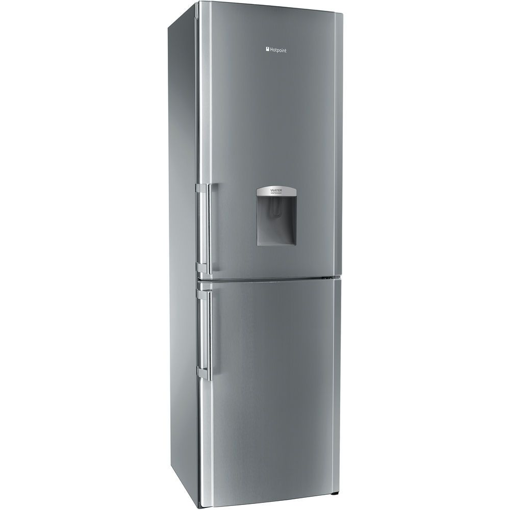Hotpoint A-Line FFLAA58WDG Fridge Freezer - Graphite