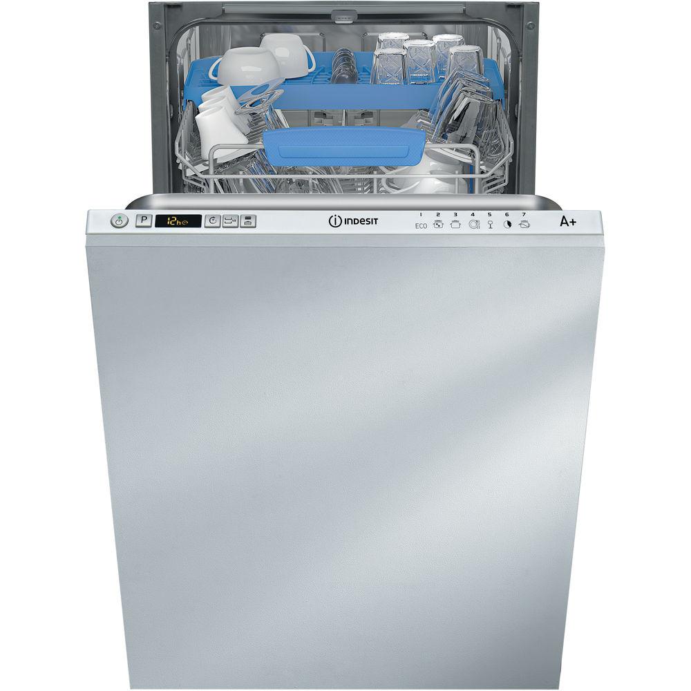 Lave vaisselle int grable indesit gain de place 45cm disr 57m19 ca eu - Lave vaisselle gain de place ...