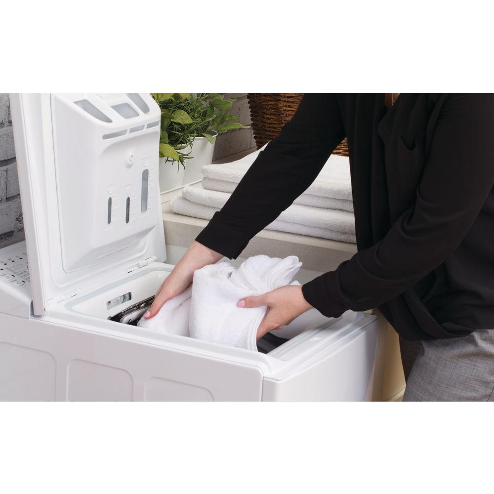 Hotpoint Freestanding Top Loading Washing Machine 7kg Wmtf 722 H Wiring Diagram Aquarius White
