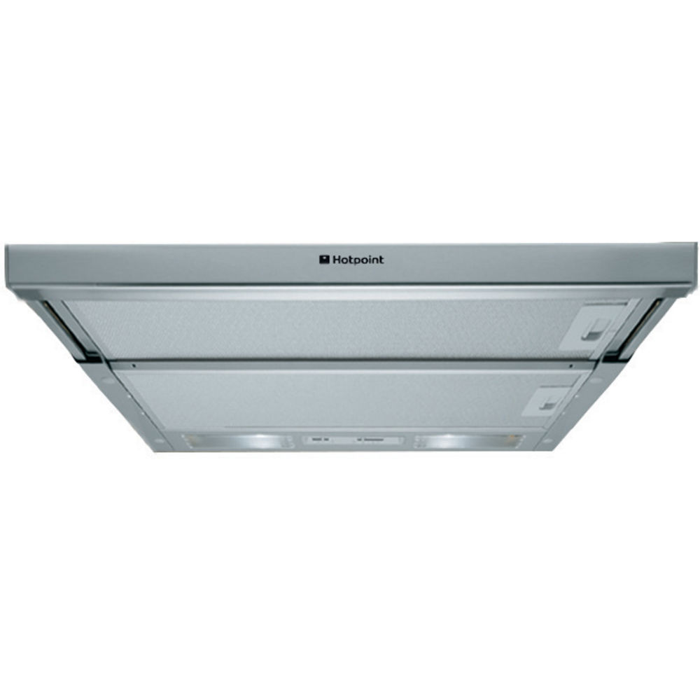 Hotpoint First Edition HSFX.1 Hood - Stainless Steel