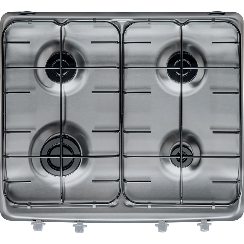 Indesit PAA 642 IX/I WE Built-in Hob in Stainless Steel