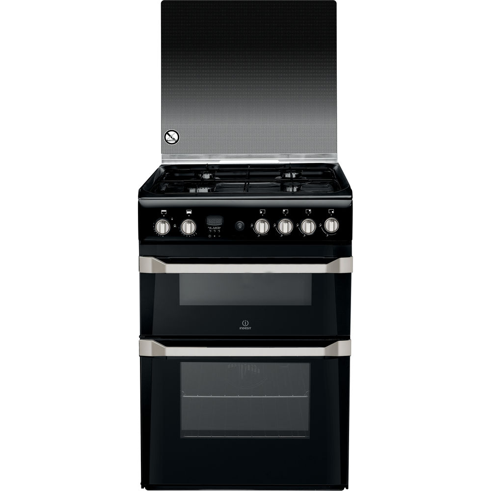 Indesit I6G52(X) Cooker in Stainless Steel