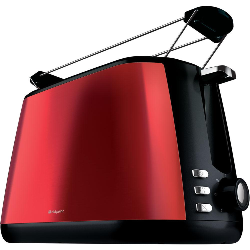 Hotpoint Myline TT 22M DR0 L Toaster - Red